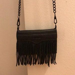 Rebecca Minkoff fringe wallet bag